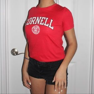 Cornell Women's Cut T-shirt